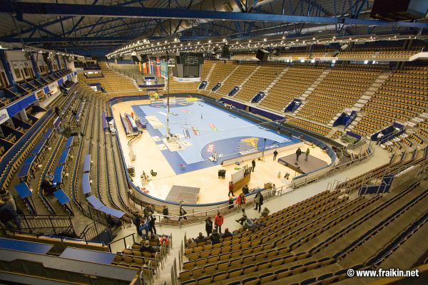 Schweden 2011 Kinnarps Arena In Jonkoping Fotos Markus